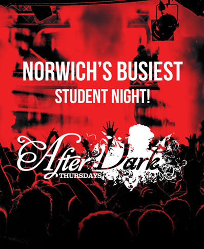 Mantra Club & Lounge Norwich - After Dark Thursday